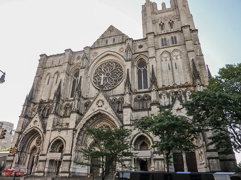 Cathedral of Saint John the Divine | NORDH.ME