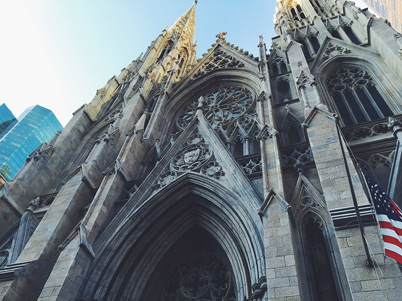 St. Patrick's Cathedral | NORDH.ME