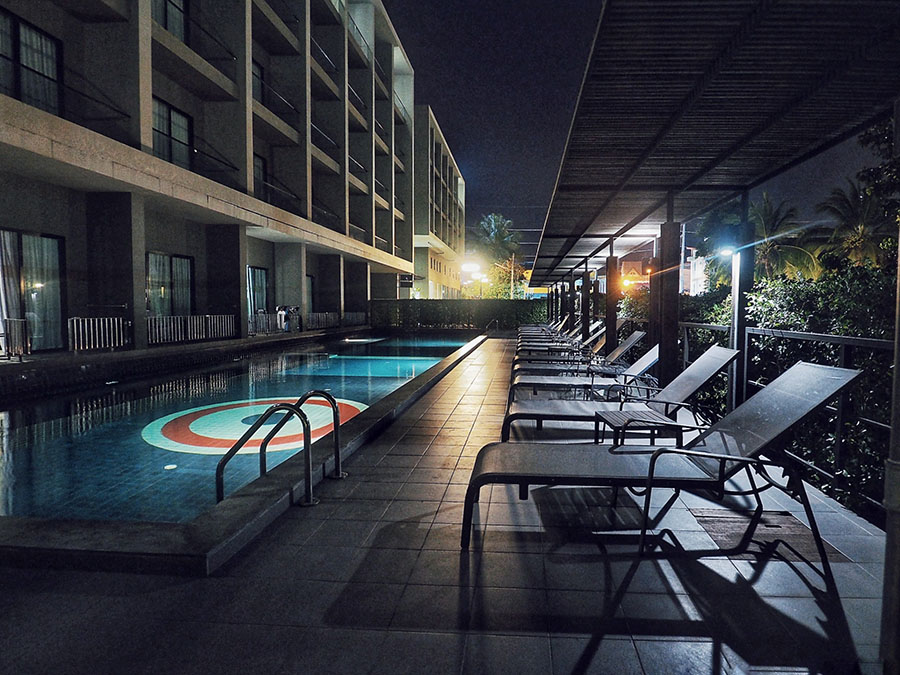 Marina Express Aviator Hotel | NORDH.ME