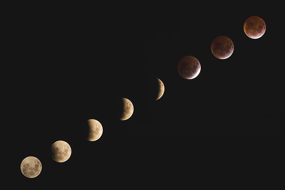 astrophotography moonphases