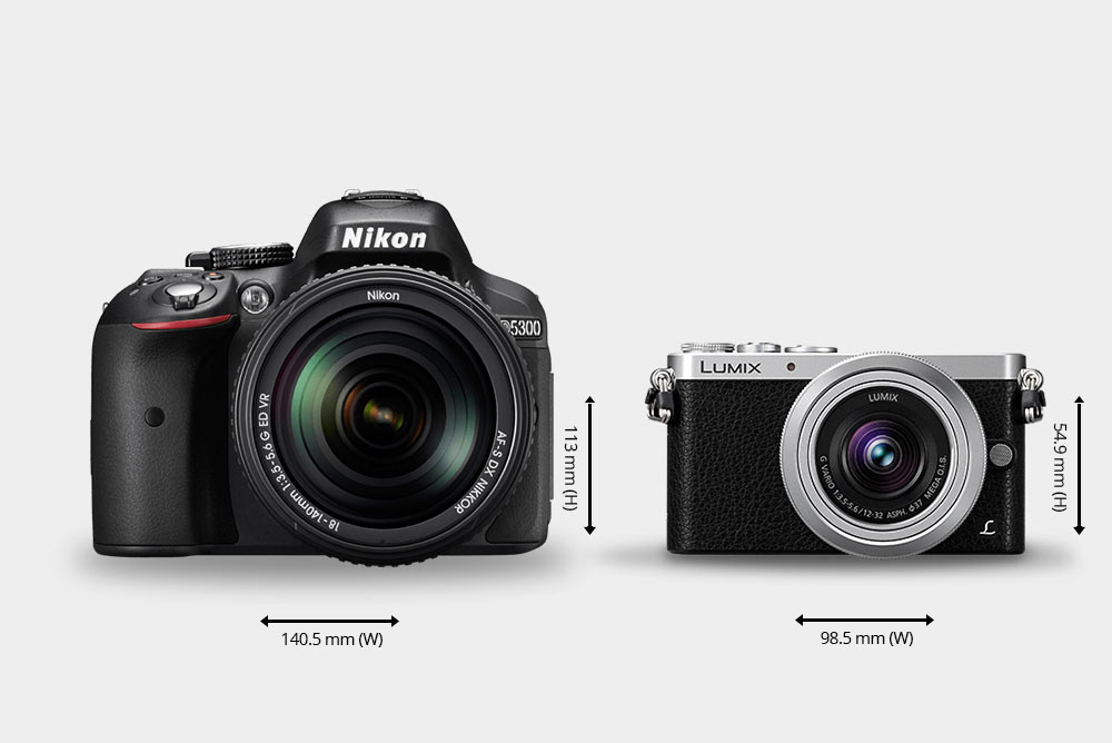 DSLR VS. Mirrorless Cameras: How Are They Different