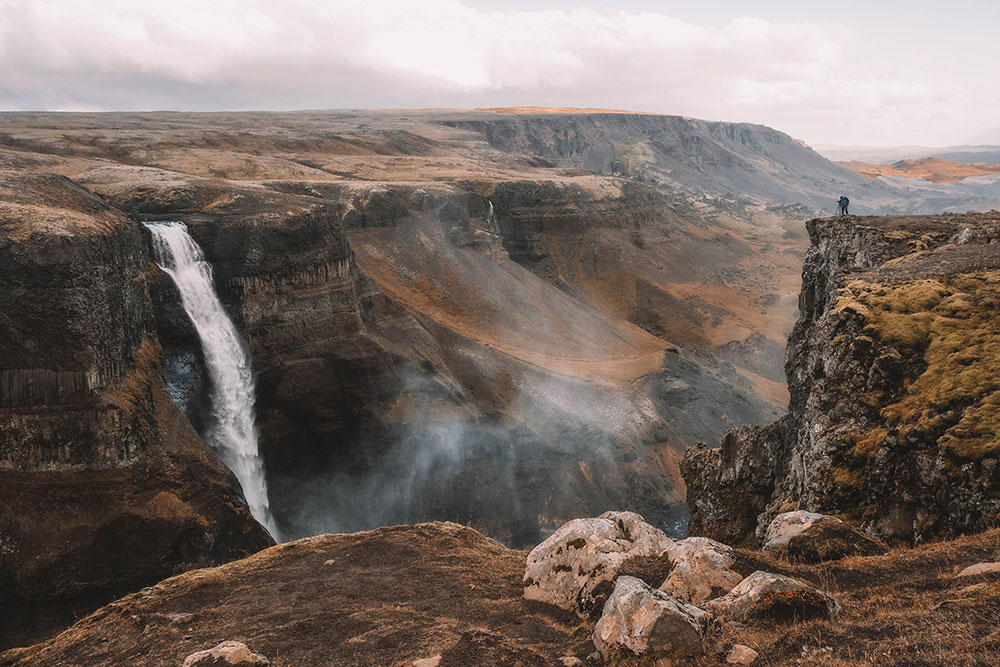 Iceland: Marvell Over Wondrous Waterfalls