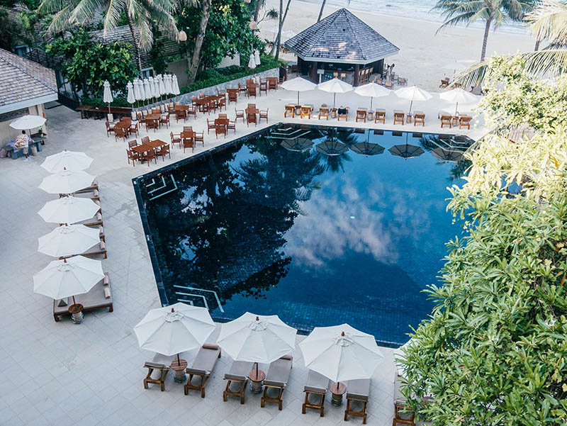 The Surin Phuket - A Beachfront Resort Enclaved Within A