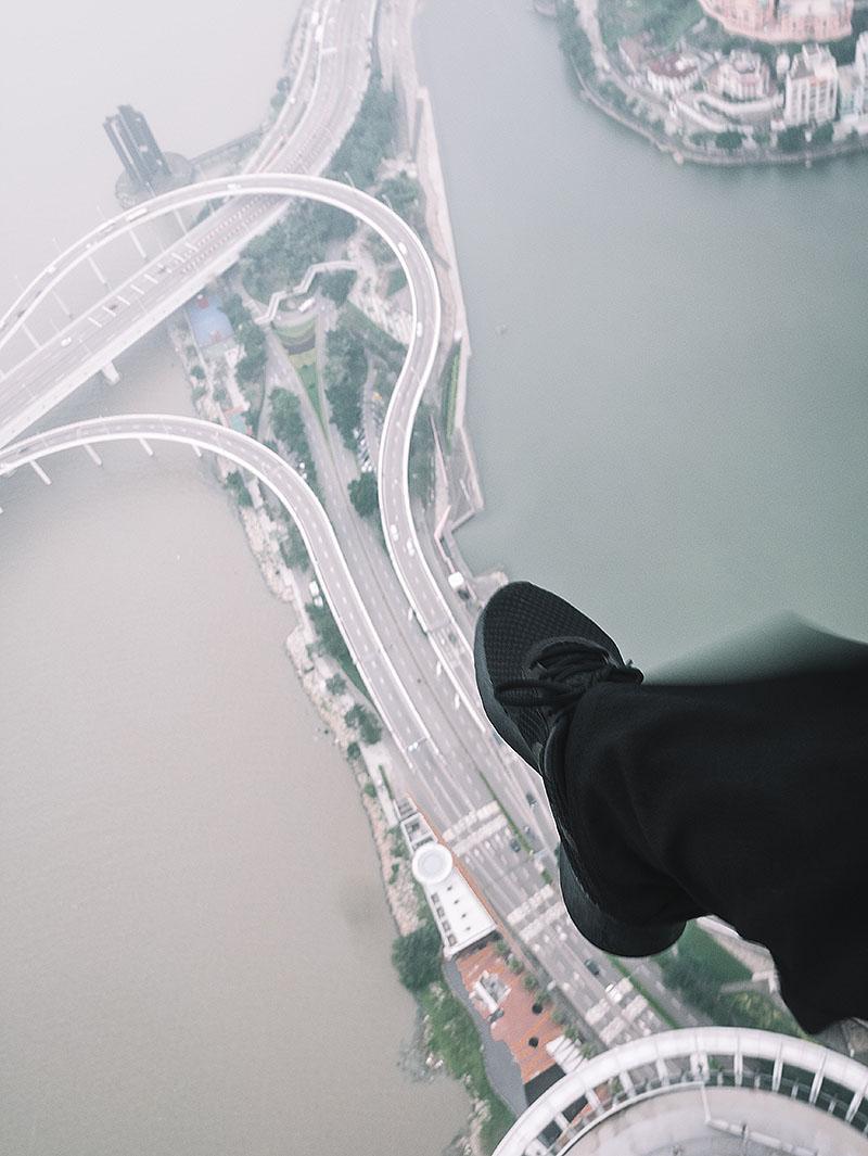 AJ Hackett Macau Tower Climb
