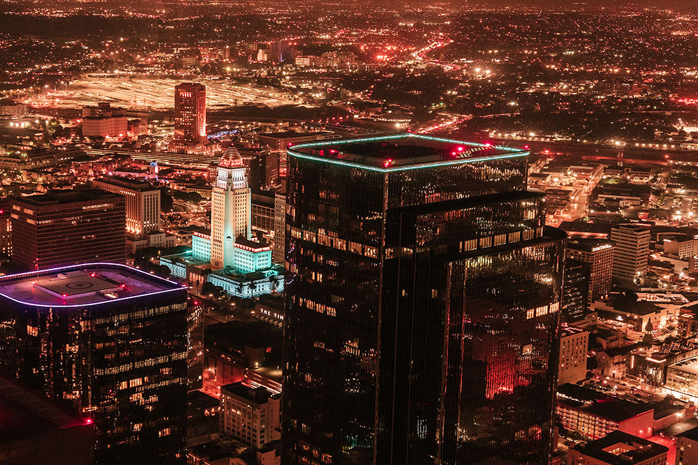 OUE Skyspace, Los Angeles